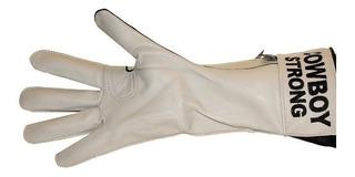 Luva P/ Montaria Em Touros Tamanho 8 Mão Esquerda- Lcs10