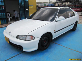 Honda Civic El Mt 1300cc