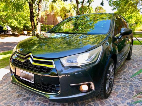 Citroën Ds4 1.6 Thp Sport Chic Tiptronic 2013 - Unico Dueño