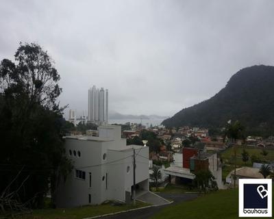 Terreno Em Condomínio Fechado No Bairro Da Barra Em Balneário Camboriú/sc - Te00028 - 32180212