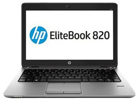 Notebook Hp Elitebook Intel Core I5 4gb 320gb - Novo