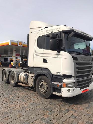 Imagem 1 de 13 de Scania R440 Streamline 6x2