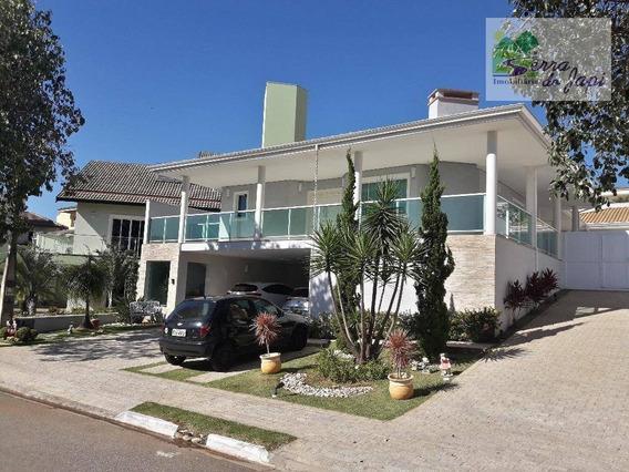 Casa Residencial À Venda, Terras De São Carlos, Jundiaí - Ca1690. - Ca1690