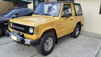 Mitsubishi Monterro Tradicional 2600 1983