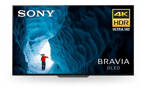 Pantalla Sony® 55-oled Modelol (xbr55a8f) Nueva En Caja