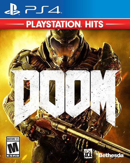 Doom Ps4 - Deslacrado -