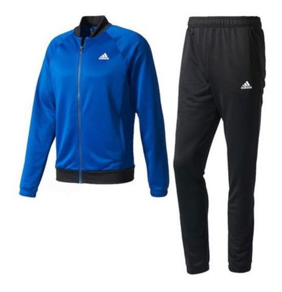 Agasalho adidas Athletics Cosy Azul