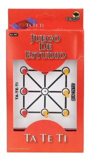 Juego De Estudio Tateti Bisonte Ta Te Ti Delicias3