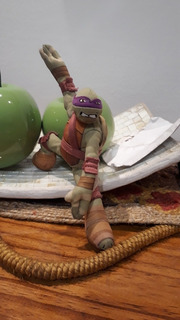 Tortuga Ninja Vincha Violeta