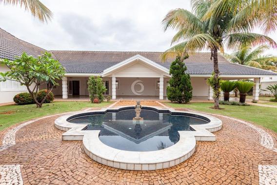 Casa Em Condomínio Para Aluguel, 4 Quartos, 8 Vagas, Parque Residencial Damha - São José Do Rio Preto/sp - 1186