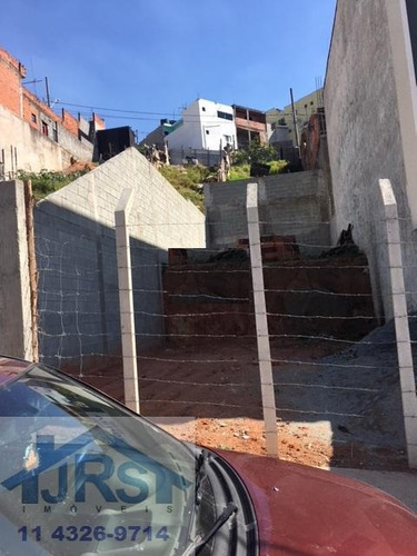 Imagem 1 de 3 de Terreno À Venda, 125 M² Por R$ 265.000,00 - Parque Ribeiro De Lima - Barueri/sp - Te0084