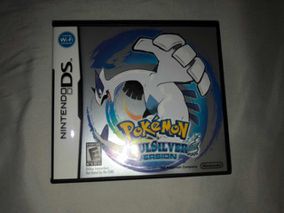 Pokemon Plata Soulsilver Ds