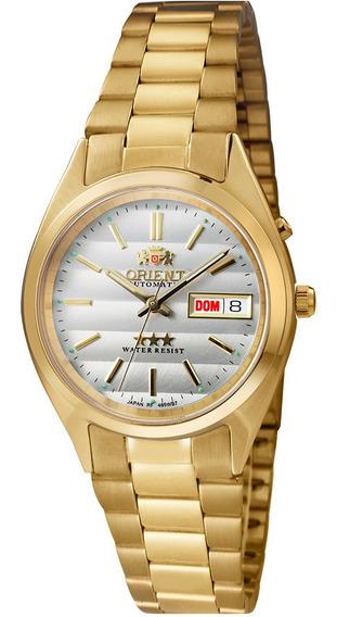 Relógio Orient Automático 469wc2 Dourado Frete Grátis