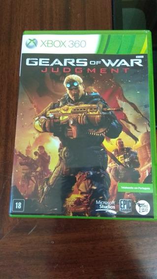 Gears Of War Judgment Original P/ Xbox 360 - Usado