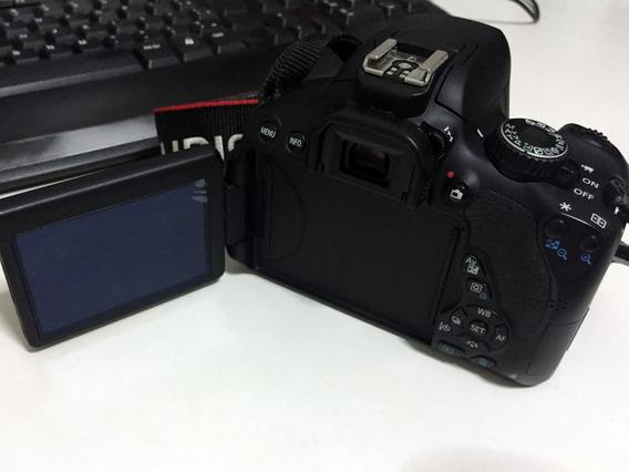 Canon Eos Rebel T4i 650d (somente O Corpo)