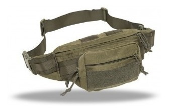 Cangurera Wombat Fanny Pouch. Original Sk7 By 707 Tactical