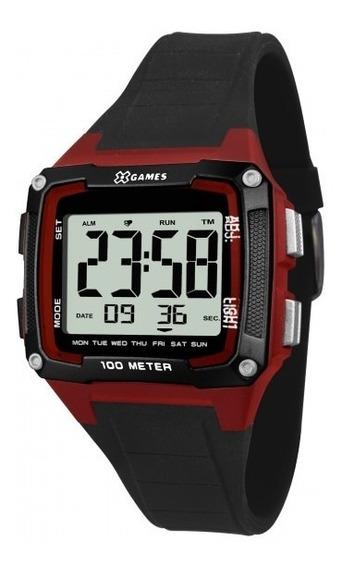 Relógio Xgames Xgppd095 Bxpx Masculino Vermelho - Refinado