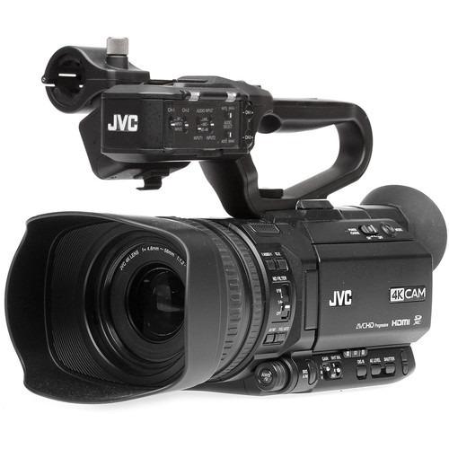 Filmadora Jvc Gy-hm180 Ultra Hd 4k Hd-sdi   Temos Loja