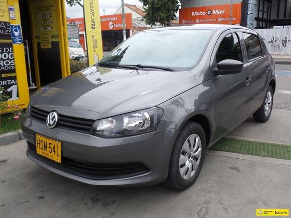 Volkswagen Gol 1.600cc Mt Hb
