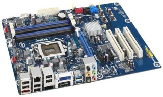 Combo Tarjeta Madre Pc Intell Dh67cl Pro+cooler Fact Elect