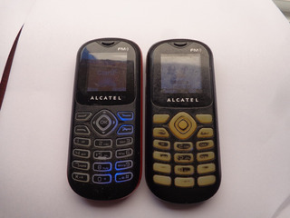 Teclado Alcatel Ot208 Original