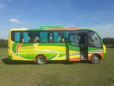 Alquiler De Combis Y Minibuses En Tucumán