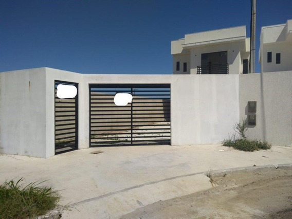 Casa Em Nova São Pedro, São Pedro Da Aldeia/rj De 109m² 4 Quartos À Venda Por R$ 480.000,00 - Ca428975