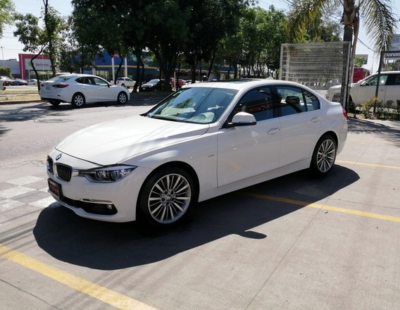 Bmw Serie 3 330i Luxury Line 2016 Blanco
