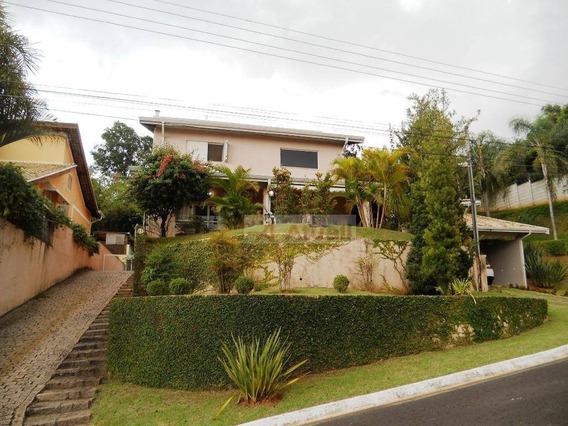 Casa Residencial À Venda, Sousas, Campinas. - Ca0396