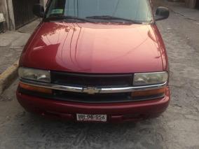 Chevrolet S-10 Cabina 1/2