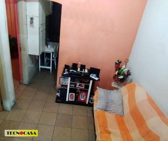 Ótima Casa Geminada Para Venda, Contendo 02 Dormitórios - Ca4474