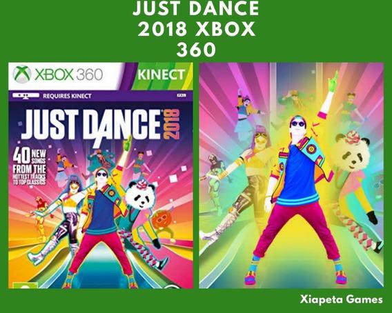 Just Dance 2018 Xbox 360 Midia Digital