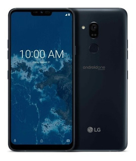 Lg G7 One 32gb - Qhd Android 9 + Funda + En Caja Original !!
