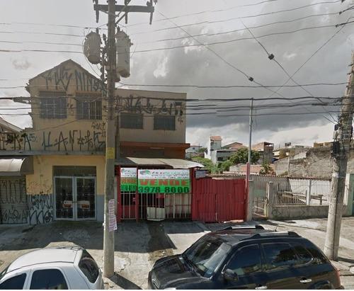 Imagem 1 de 3 de Comercial Para Venda, 0 Dormitórios, Vila Palmeiras - São Paulo - 1331