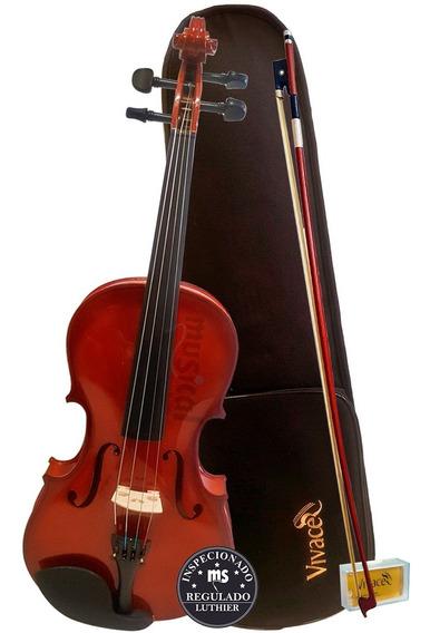 Viola De Arco Classica 4/4 Vivace Vmo44 Mozart Promoção!