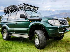 Toyota Prado Land Cruiser Diesel