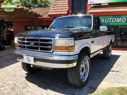 Imagen 1 de 11 de Ford F250 V8 Xlt 1994