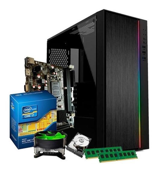 Pc Intel I7 3770 - 3.9ghz, 16gb Ram, Hd 1tb, Promoção + Nfe
