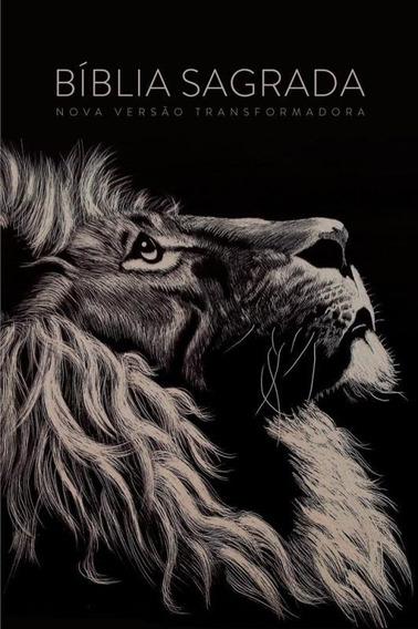Biblia Nvt LG St - Lion Head - Mundo Cristao