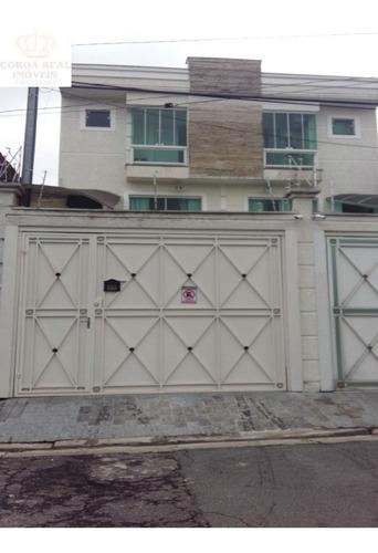Sobrado 3 Dorm Com Suíte Na Vila Carrão - Sb00138 - 68708536