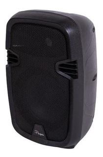 Bafle Activo Potenciado Parquer 8 100w Bluetooth Usb Cuota