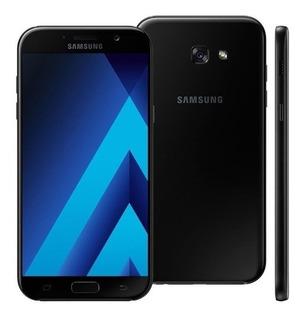 Samsung Galaxy A7 2017 A720 - Dual 64gb 16mp 4g - Mostruário