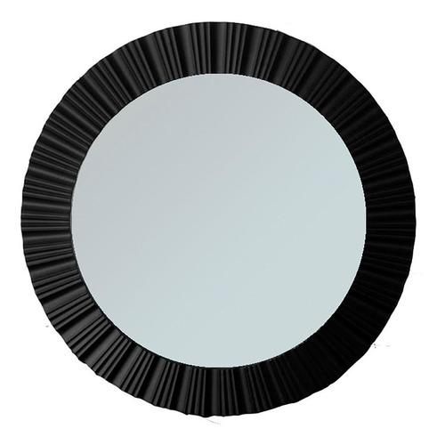 Imagem 1 de 7 de Espelho Preto 51x51x4 5 Cm