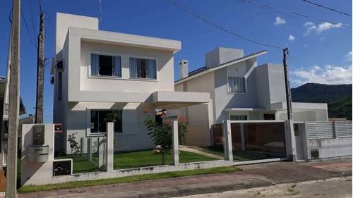 Imagem 1 de 17 de Casa Alvenaria Para Venda Em Ambrósio Garopaba-sc - Kv699