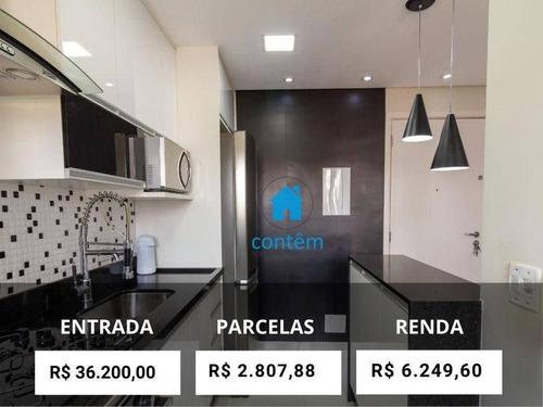 Imagem 1 de 30 de Ap2417 - Apartamento Com 2 Dormitórios À Venda, 57 M² Por R$ 362.000 - Santo Antônio - Osasco/sp - Ap2417