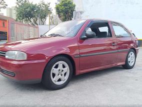 Volkswagen Gol Gli 1.8 1995 Vinho Raridade