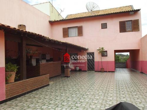 Casa À Venda, 200 M² Por R$ 700.000,00 - Patropi - Paulínia/sp - Ca0618