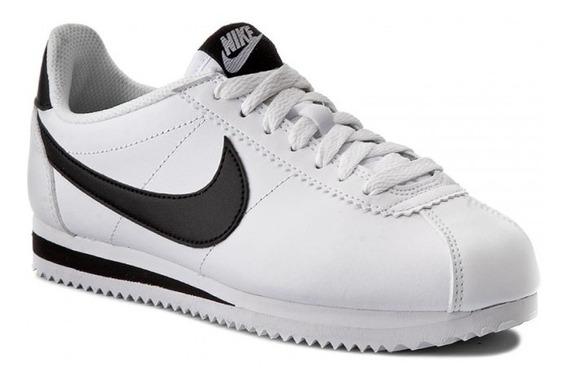Zapatillas Nike Classic Cortez Leather Damas 807471-101
