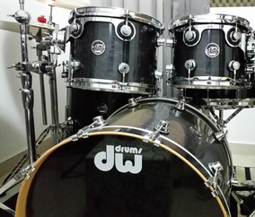 Shell Pack Dw Performance Usa Ebony Stain Lacquer