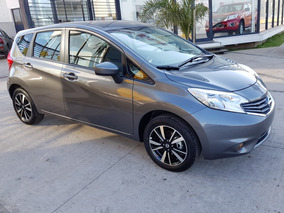 Nissan Note 1.6 Exclusive 107cv Cvt 2018